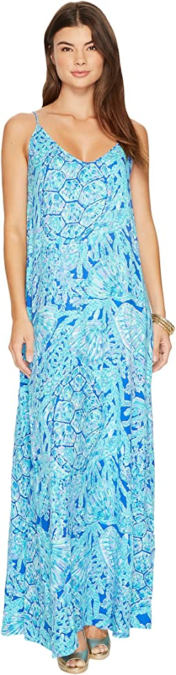 Lilly Pulitzer - Allair Maxi Beach Dress