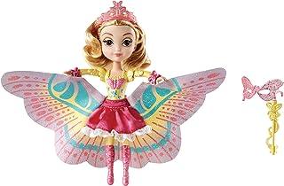 Disney Sofia the First 2イン1コスチュームSurpriseオレンジバタフライドレス人形