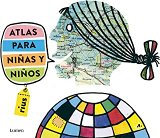 Atlas para niñas y niños / Atlas for Girls and Boys (Spanish Edition)