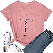 Hellopopgo Women Love Graphic Tops Tees Funny T Shirt Cute Summer Halloween Tops