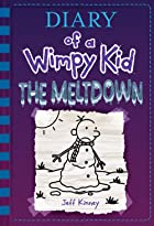 Cover image of The Meltdown by Jeff Kinney