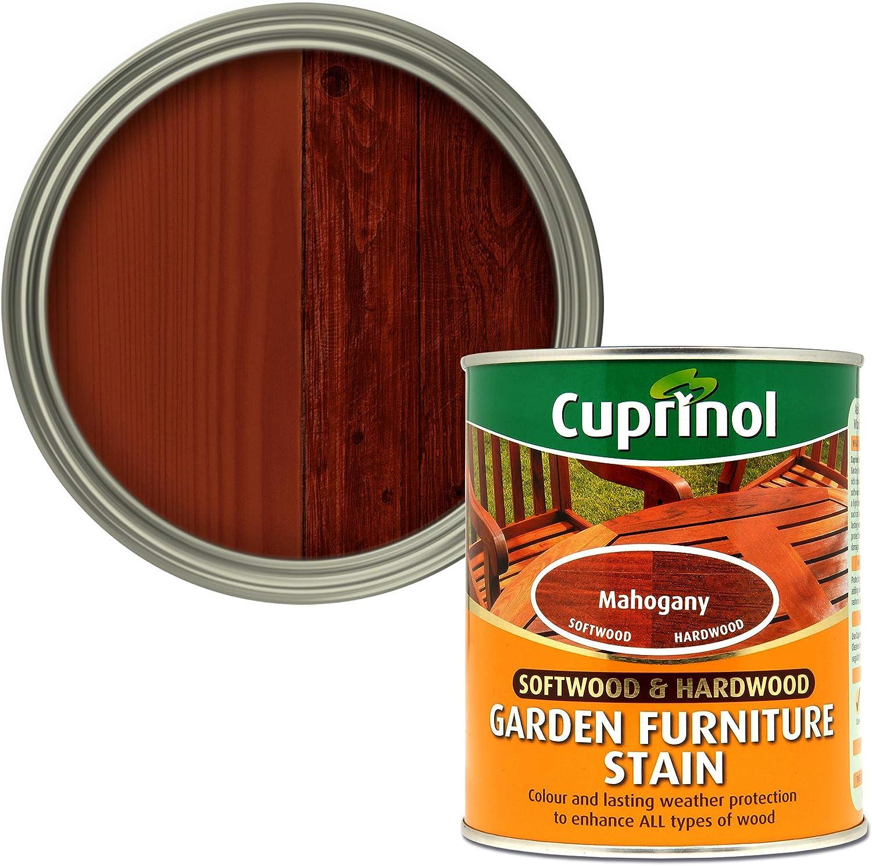 Cuprinol - Mueble de jardín (750 ml), Color Roble