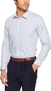 Calvin Klein Men Extreme Slim Check Shirt