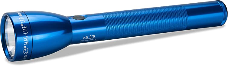 Maglite ML50L LED 3-Cell C Flashlight, Blue