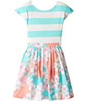 fiveloaves twofish - Hula Maddy Dress (Little Kids/Big Kids)