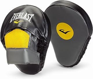 Everlast 【エバーラスト】湾曲型パンチミット Punch Mittts 練習用 格闘技 キックボクシング シューティング ボクササイズ