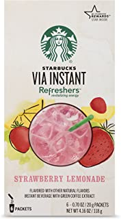 Strawberry Acai Refresher Price