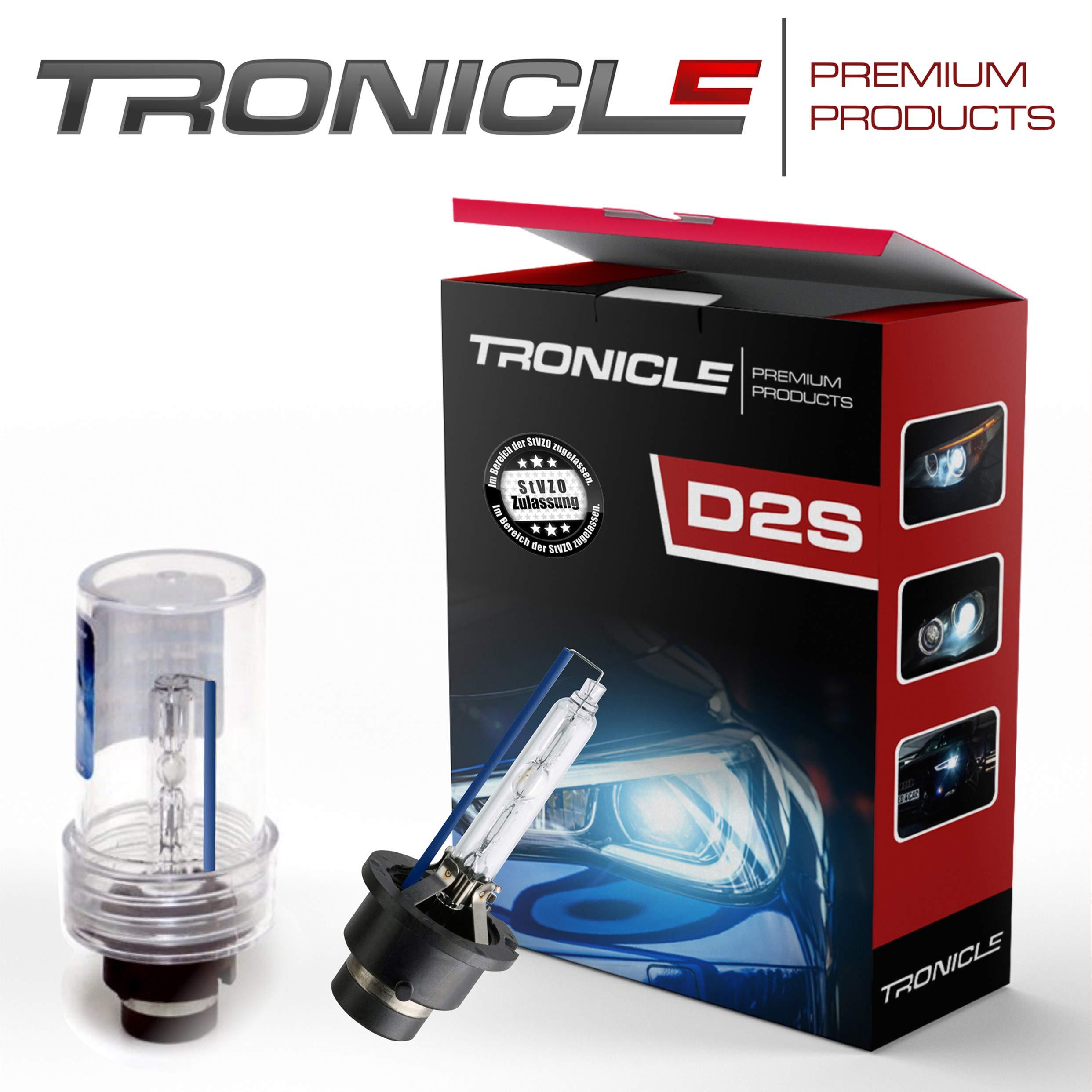 Tronicle Hochwertige Premium Set Xenon Brenner mit E