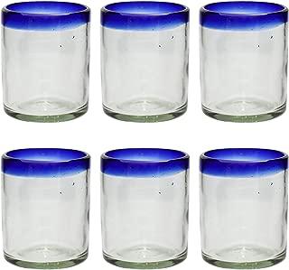 Roca Recicla Juego de 3 Vasos de Vidrio Reciclado de El Celler de Can Roca