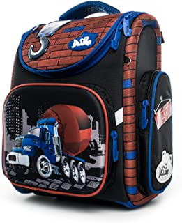 Kids Backpack for Boys and Girls Primary Schoolbag - Individual/Waterproof/Orthopedic/Noble (A3-132)