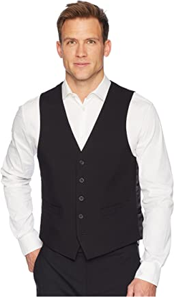 Kenneth Cole Reaction - Techni-Cole Stretch Suit Separate Vest