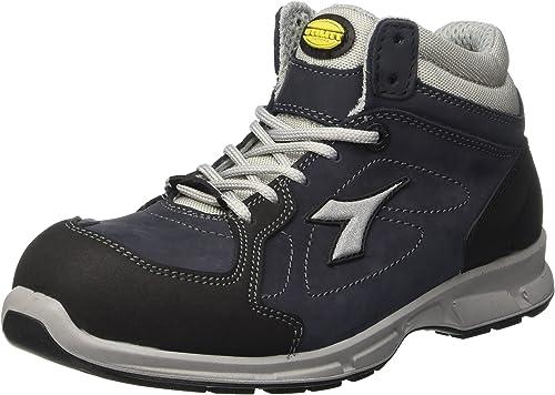 Diadora Flex High S3, Chaussures de Course Homme Homme  marques en ligne pas cher vente