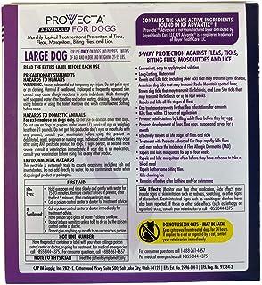 Provecta Advanced Dogs 21 55 lbs