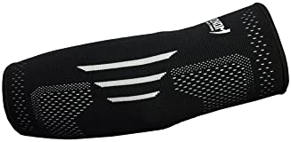 Venom Elbow Brace Compression Sleeve - Elastic Support, Tendonitis Pain, Tennis Elbow, Golfer's Elbow, Arthritis, Bur...