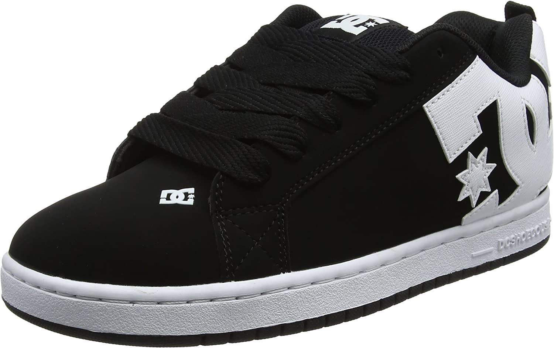 06becc0f54877 DC Court Low-Top Sneakers Graffik Men's nzymib6733-New Shoes - www ...