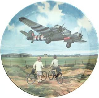 Bradford Exchange Royal Doulton Beaufighter Coastal Mission Heroes of the Sky plate CP673