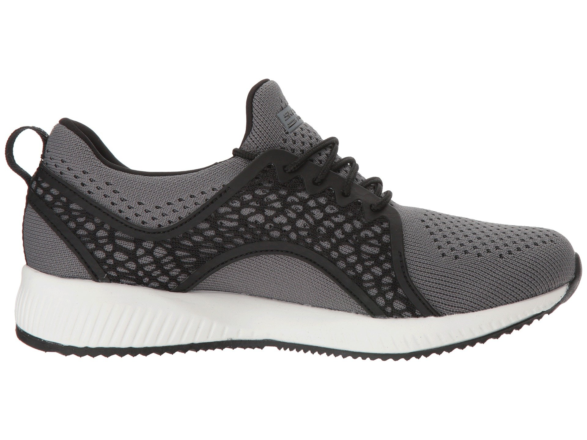 Bobs Electro Squad Charcoal Skechers From rwS6xBrn