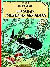 Tim und Struppi - Der Schatz Rackhams des Rotten - German edition Tintin (CARLSEN COPRO)