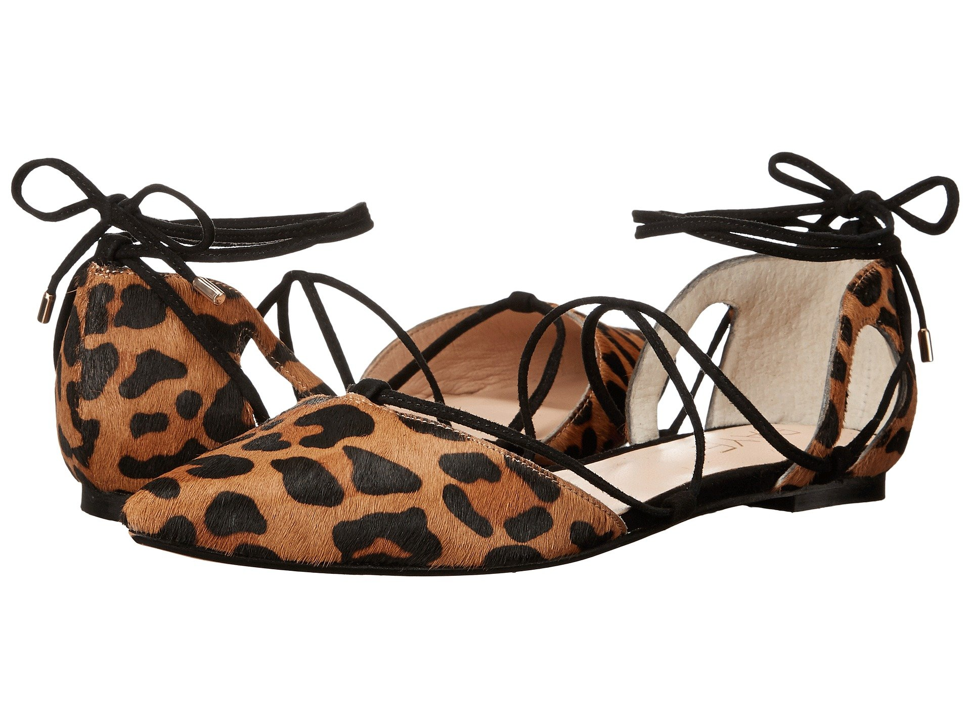 RAYE Pepper, Dark Tan Leopard