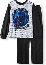 Marvel Black Panther 2 Piece Boys Sleepwear Pajama Set