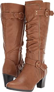Best fame knee high boots Reviews