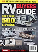 RV Buyers Guide 2016: The Complete Guide To Buying A New RV: Specs, Floorplans, Photos, Prices & More!