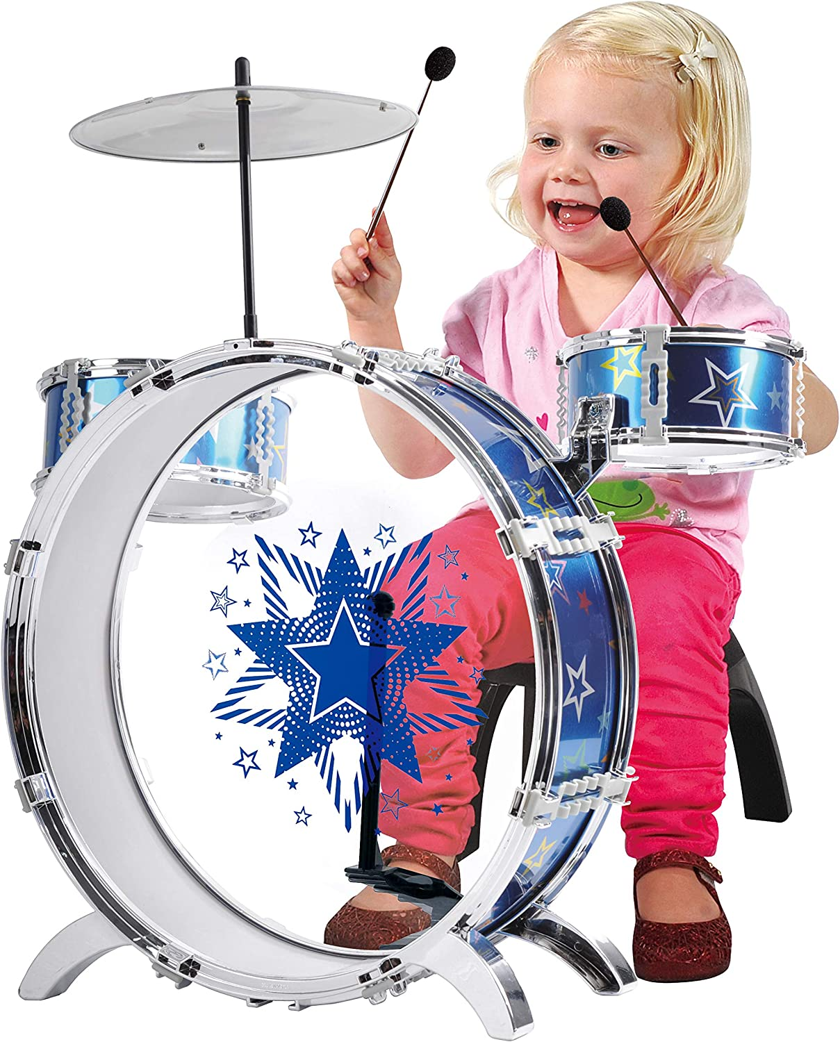 PlayGo Baby My First Drum Set Toddlers for Comfortable Max 79% OFF Play Toy New products world's highest quality popular