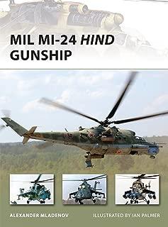 Mil Mi-24 Hind Gunship (New Vanguard)