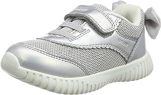 Geox B Waviness Girl C, Sneakers Basses Fille