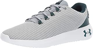 Under Armour UA Ripple, Men's Sneakers, Grey (Mod Gray/Elemental/Batik 105), 8.5 UK (43 EU)-3021186_105