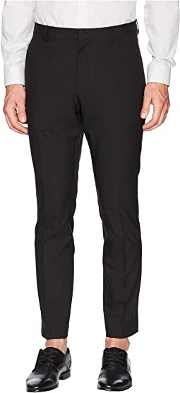 Very Slim Fit Solid Tech Pants