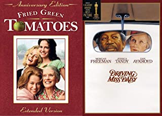 Dinner and a Movie 2-DVD Collection Fried Green Tomatoes (Anniversary Extended Edition) & Driving Miss Daisy Award Winning Bundle