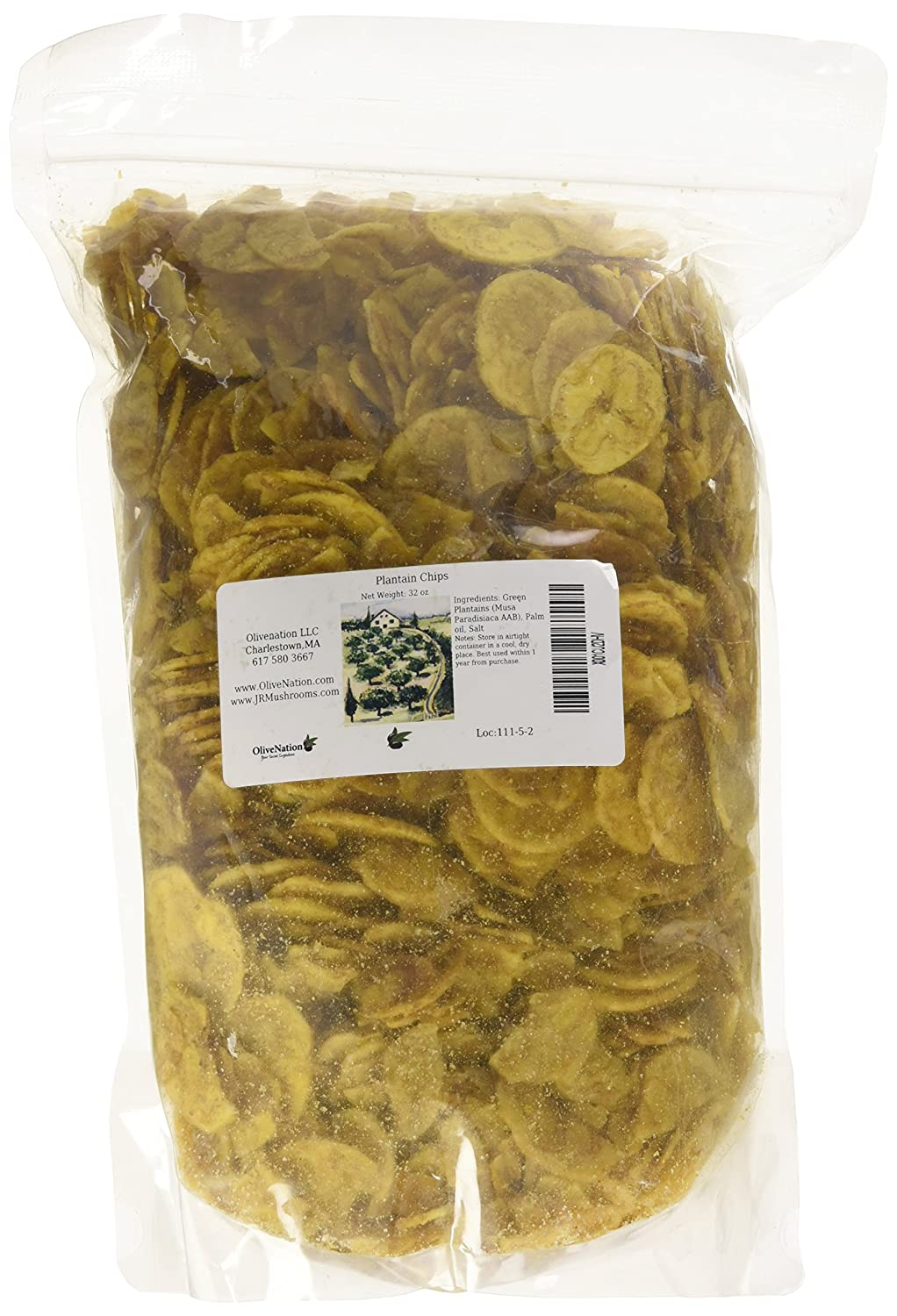 OliveNation Sales Plantain Chips 32 Super popular specialty store ounces -