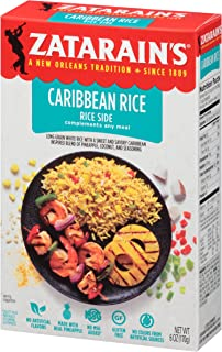 Zatarain's Caribbean Rice Mix, 6 oz
