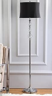 Safavieh Lighting Collection Venezia Clear 60.25-inch Floor Lamp