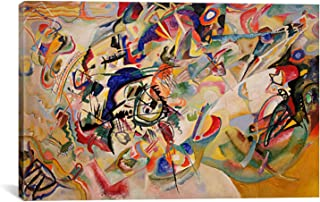 iCanvasART Composition VII By Wassily Kandinsky Canvas Print #11394 – 40