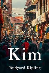 Kim: With original illustrations Kindle Edition