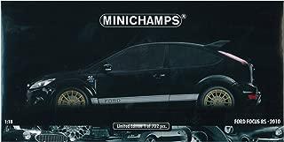 minichamps focus rs 1/18