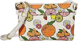 Cream Citrus Print