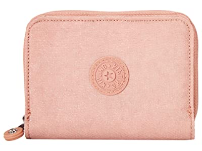Kipling Money Love RFID Wallet (Galaxy Twist Pink) Handbags