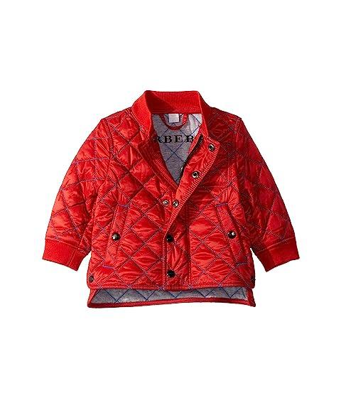 Burberry Kids Mini Finchly ABOYG Outerwear (Infant/Toddler)