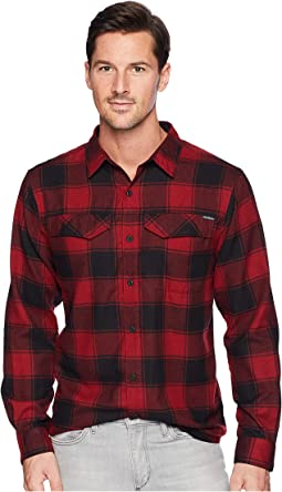 Silver Ridge Flannel Long Sleeve Shirt