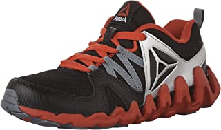 Reebok Kids Zig Big N' Fast Fire Running Shoes
