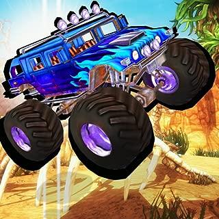 Monster Truck Racing Hero 3D (Free)