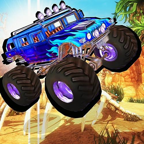 Monster Truck Racing Hero 3D (Kostenlos)