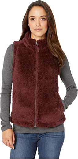 Plush Polar Fleece Shelly Vest