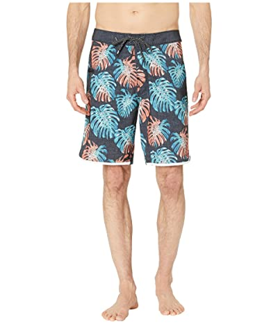 Rip Curl Mirage Hollies Swim Shorts (Black) Men