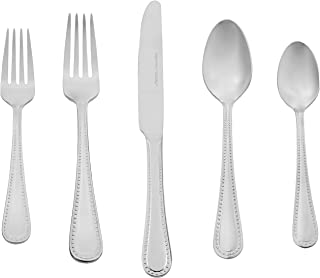 Best chelsea flatware 5 piece set Reviews