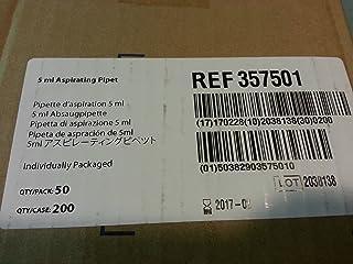 BD 357501 Falcon Polystyrene Aspirating Pipette, 13-23/32