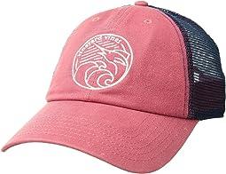 Vineyard Vines Low Pro Decon Marlin Patch Trucker Hat